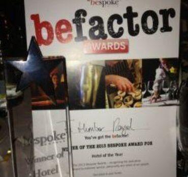 befactor poster