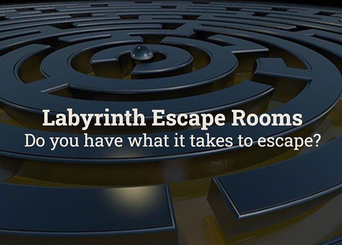Labyrinth Escape Room