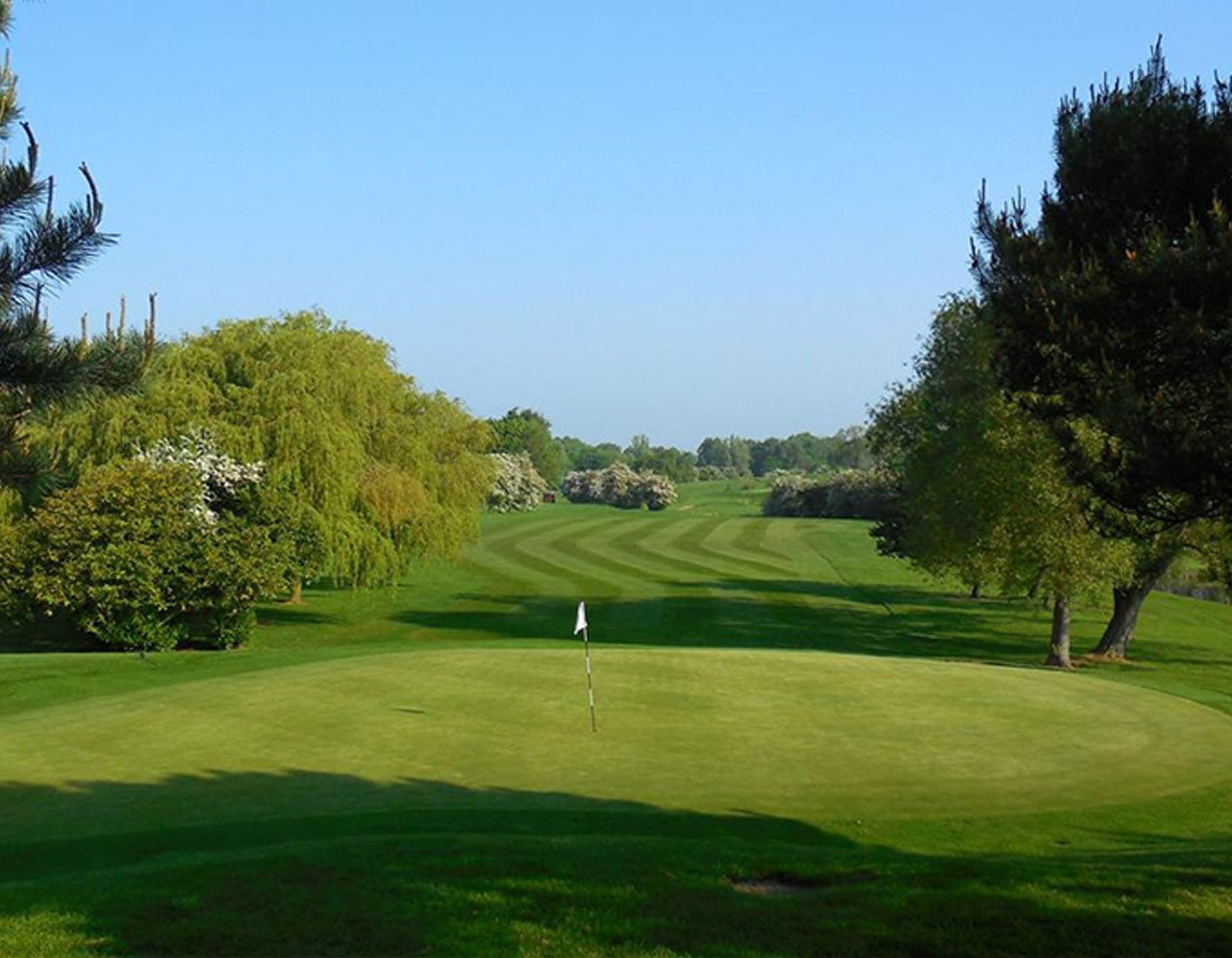 green on Grimsby golf club