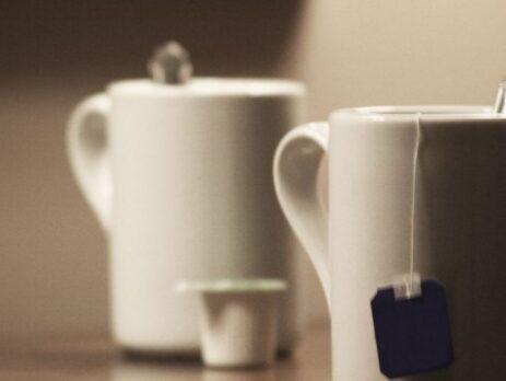 superior room tea and coffee